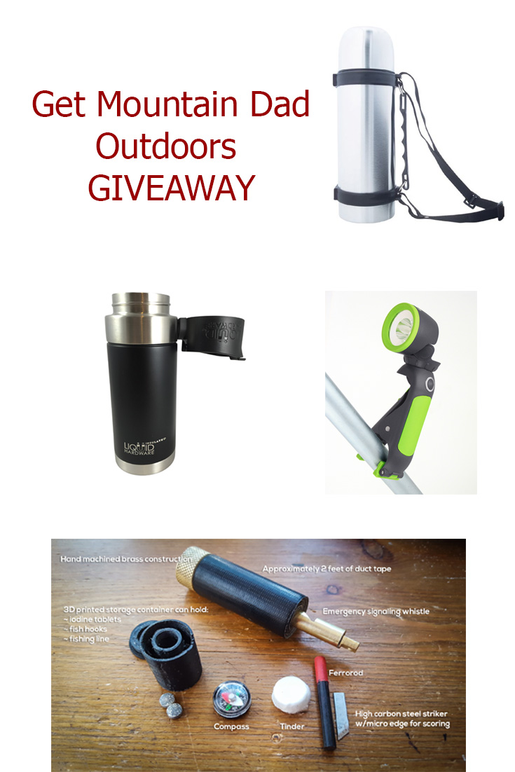 Mountain Dad Giveaway