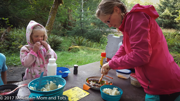Camping Resources Kitchen