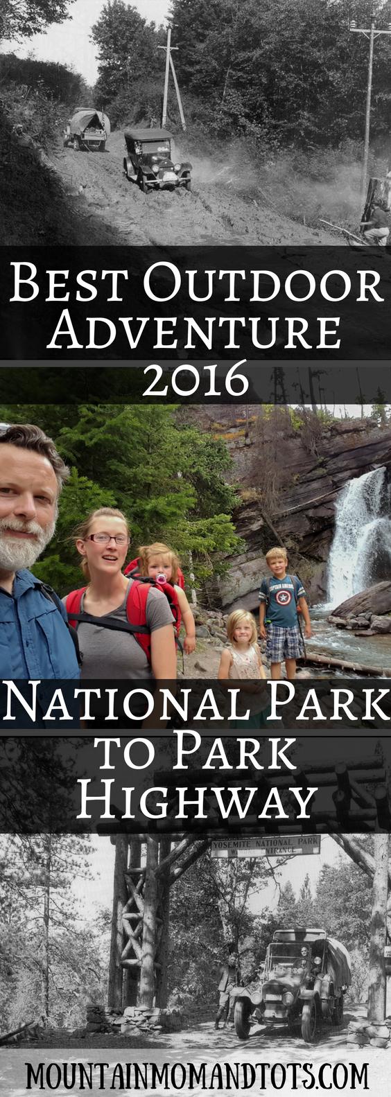 Best Outdoor Adventure 2016 Pin