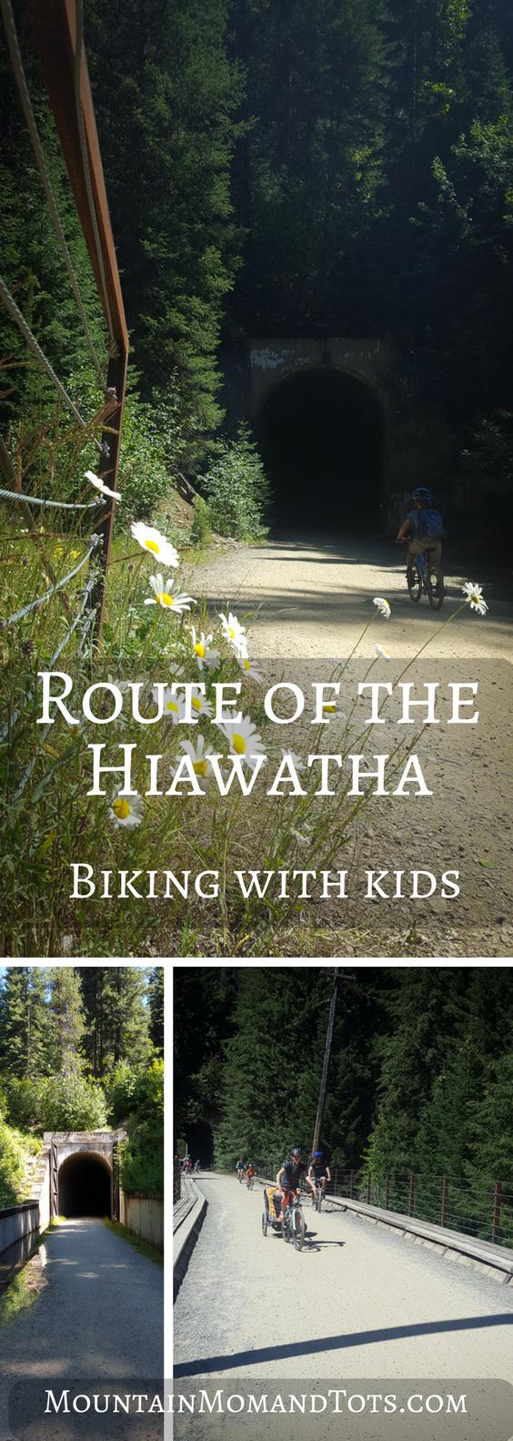 Route of the Hiawatha Pin