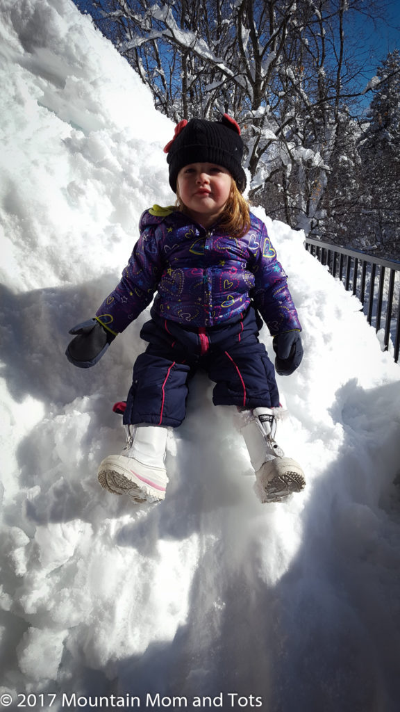 Dress kids for winter outerwear