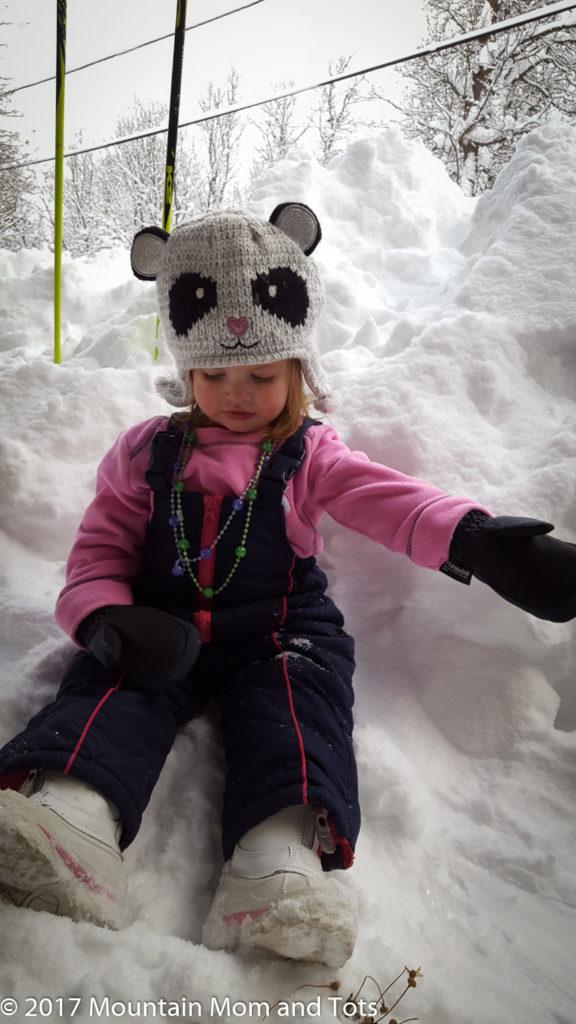 Dress Kids for Winter Cubbies