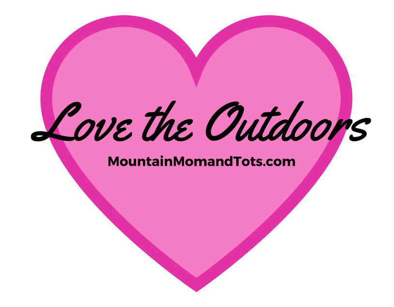 Love the Outdoors Heart - Valentine's Day Gift Guide