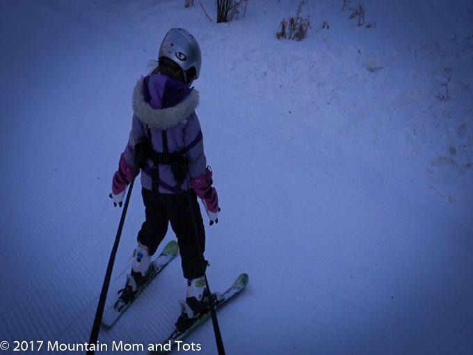 Lil ripper gripper ski harness