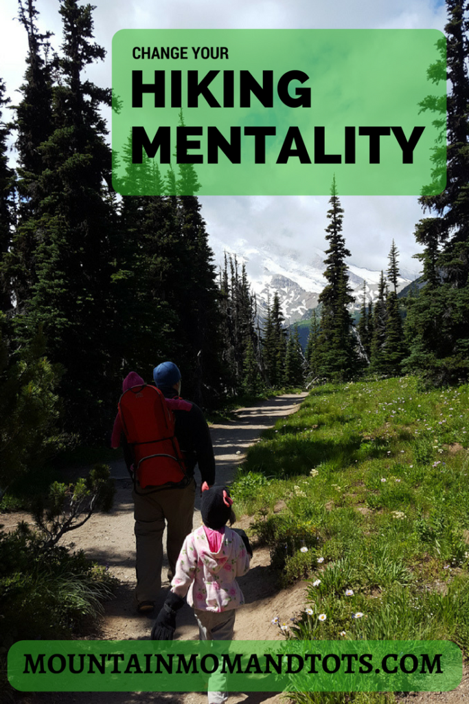 Change Your Hiking Mentality