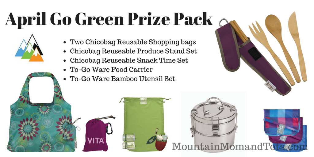 Go Green Prize Pack