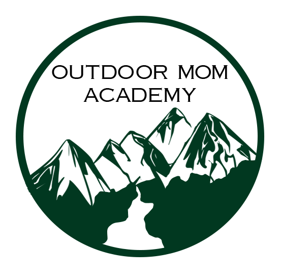 Outdoor Mom Academy Logo