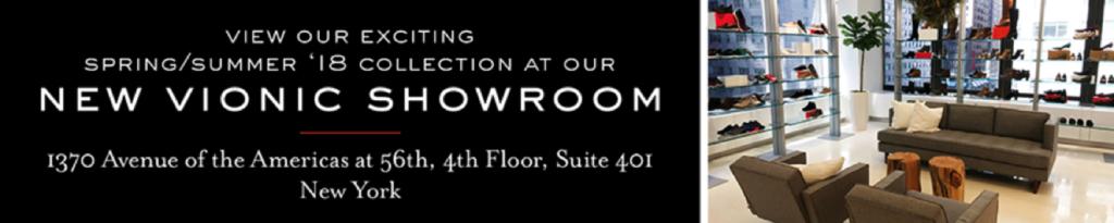 Vionic Showroom