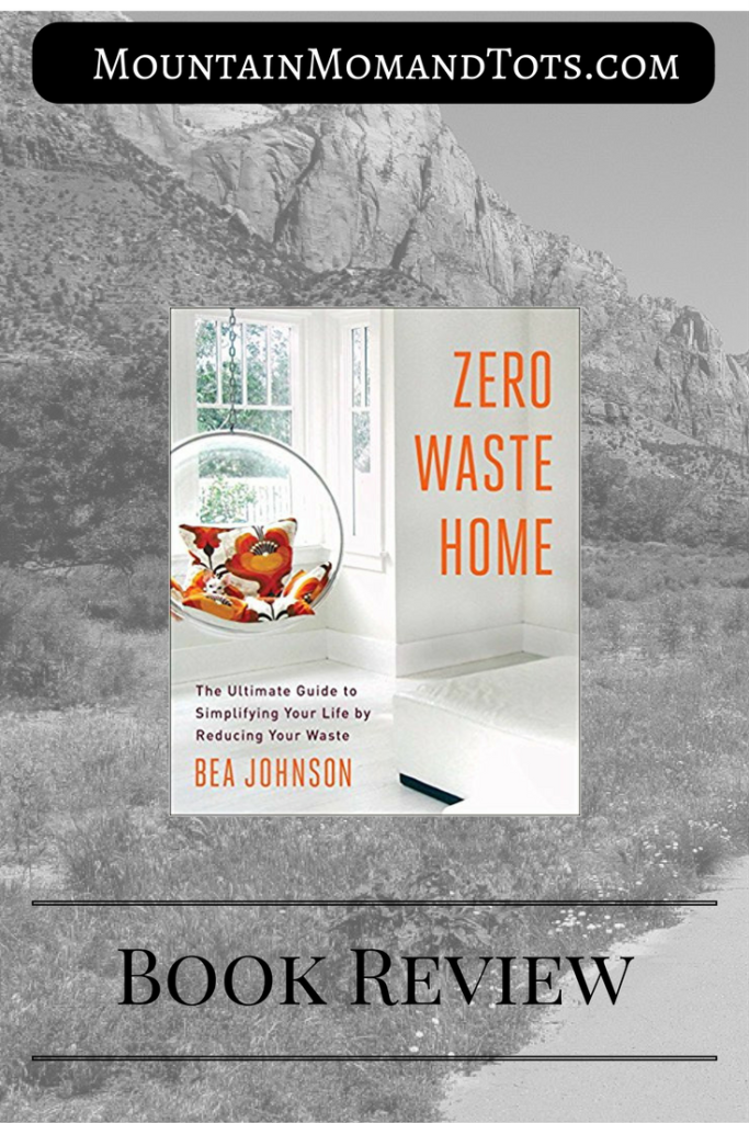 Zero Waste Home Book Review Pin