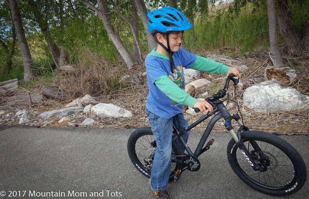 Big E Mountain Bike