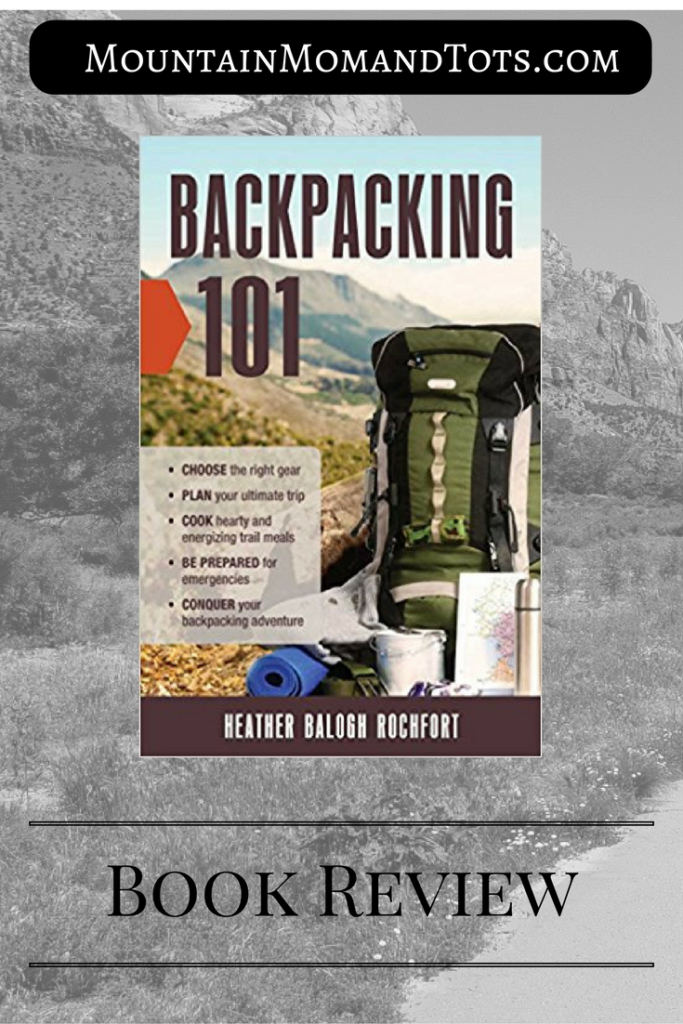 Backpacking 101 Book Review