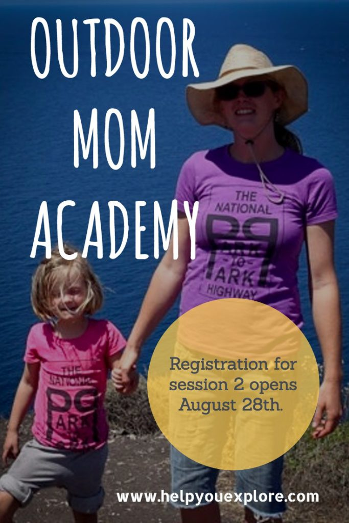 Outdoor Mom Academy Session 2