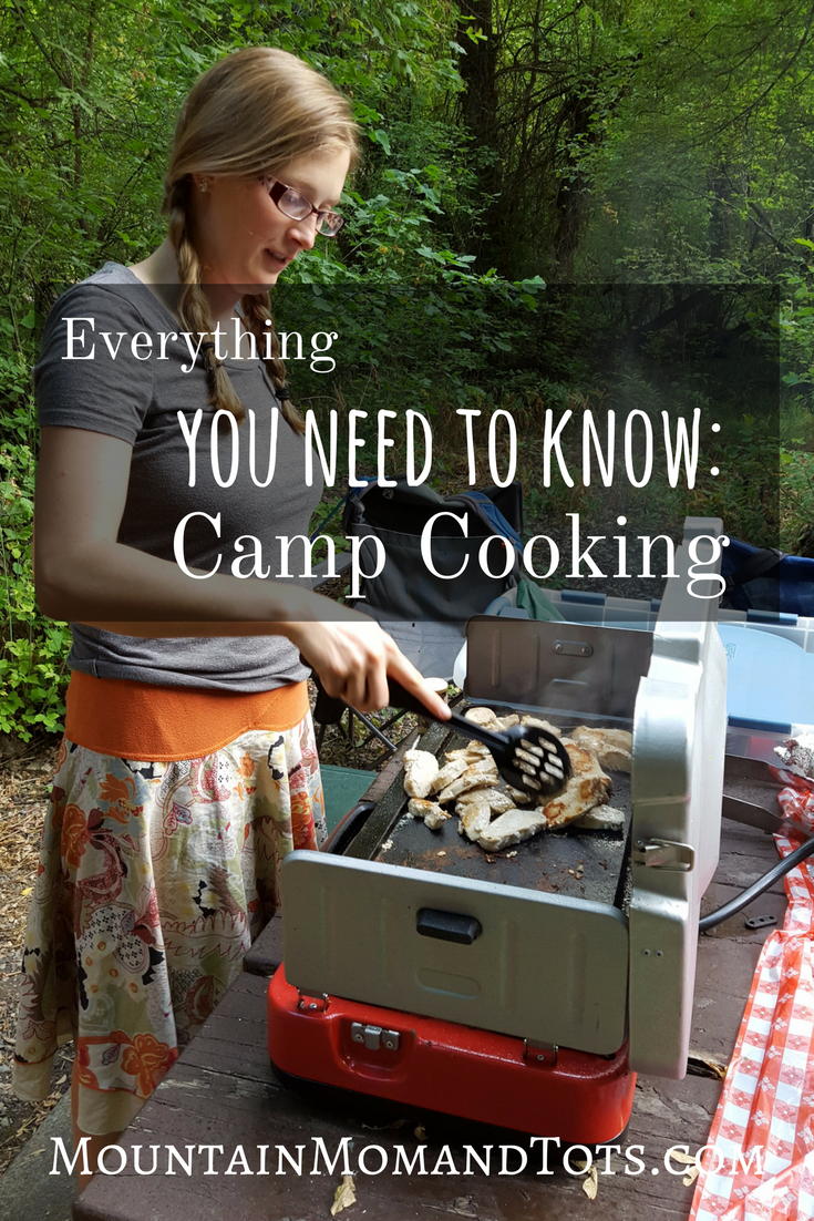 Camp Cooking Everything you need to know