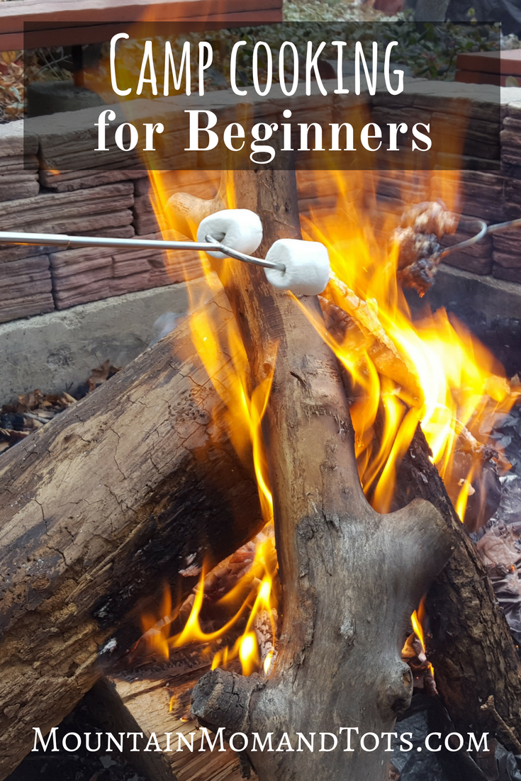 Camp Cooking for Beginners