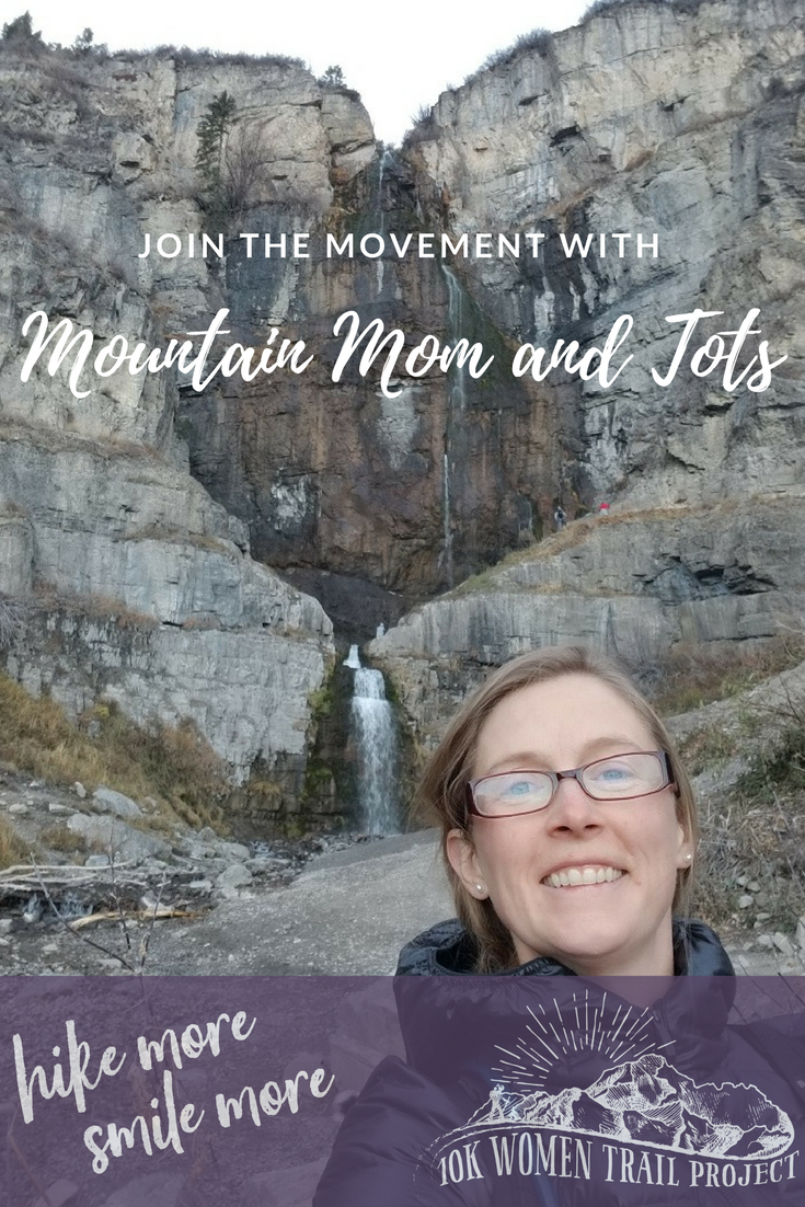Mountain Mom 10k Women Trail Project