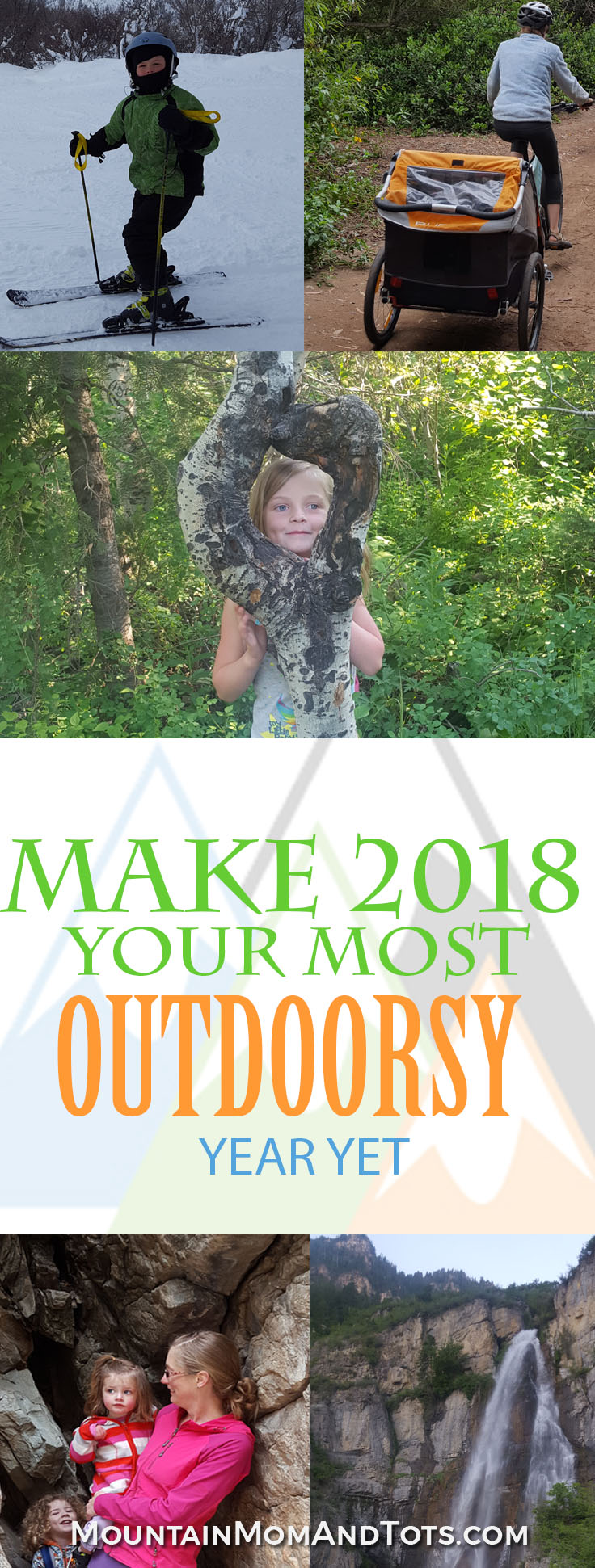 Make 2018 Your Most Outdoorsy Year Yet