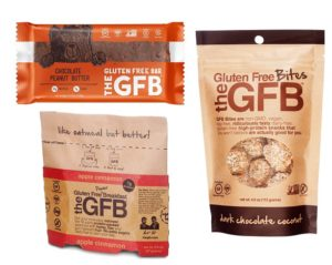 The GFB - Gluten Free Bar Sample Pack