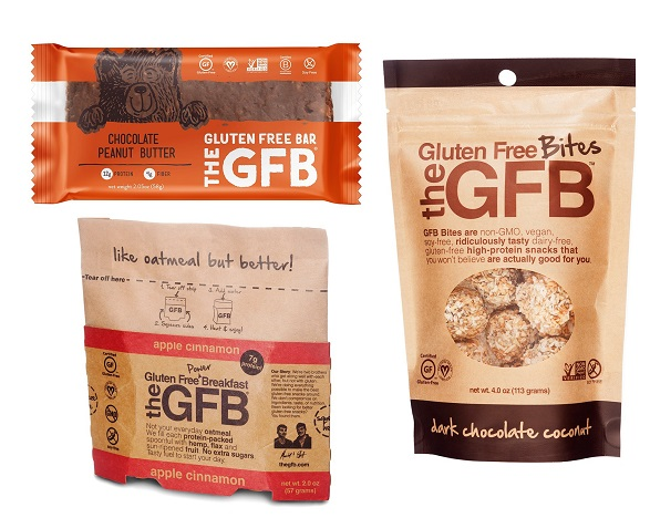 The GFB - Gluten Free Bar Sample Pack