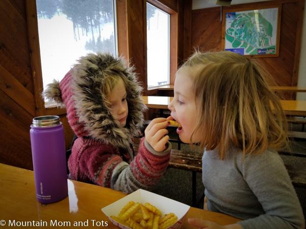 Family Friendly Ski Lodge