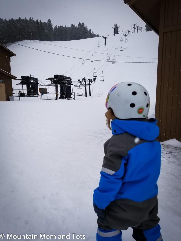 Family Ski Resort Kelly Canyon