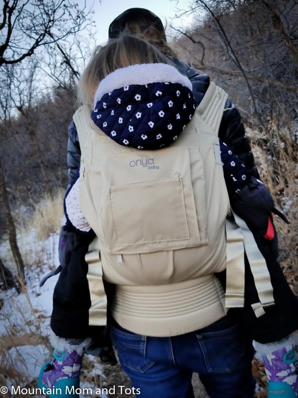 Winter Hiking Onya