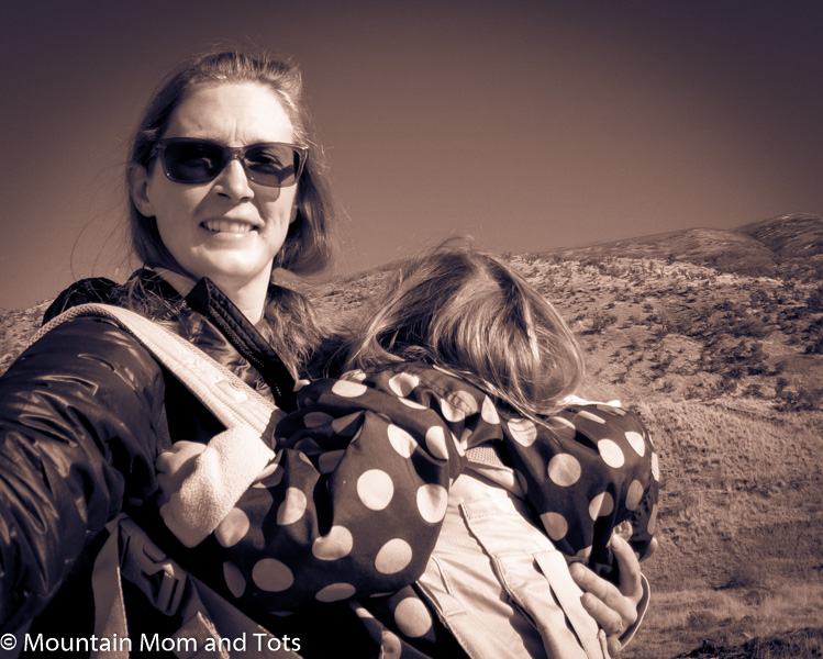 Winter Family Hiking Adventure
