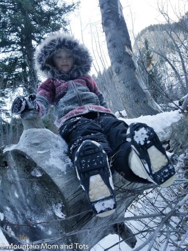 Winter Hiking gear