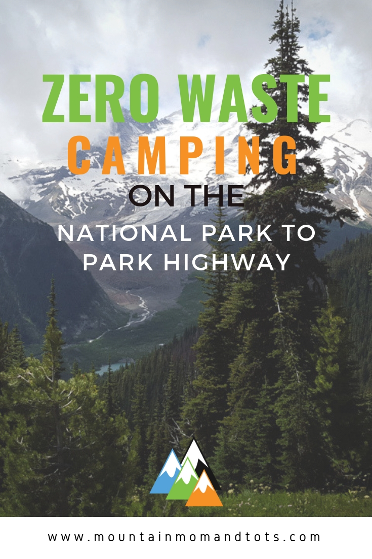 Zero Waste Camping On The National Park To Park Highway